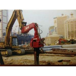 30-50吨级别挖掘机打桩臂 钩机打桩臂加工 放心选购