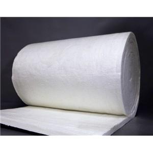山西管道隔热保温用硅酸铝陶瓷纤维毯