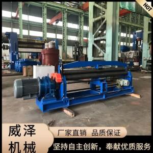 威泽专业生产卷板机 厂家直销 品质保证