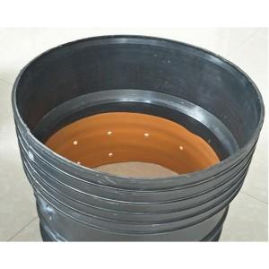 供应钢带承插口施工快捷维护简单